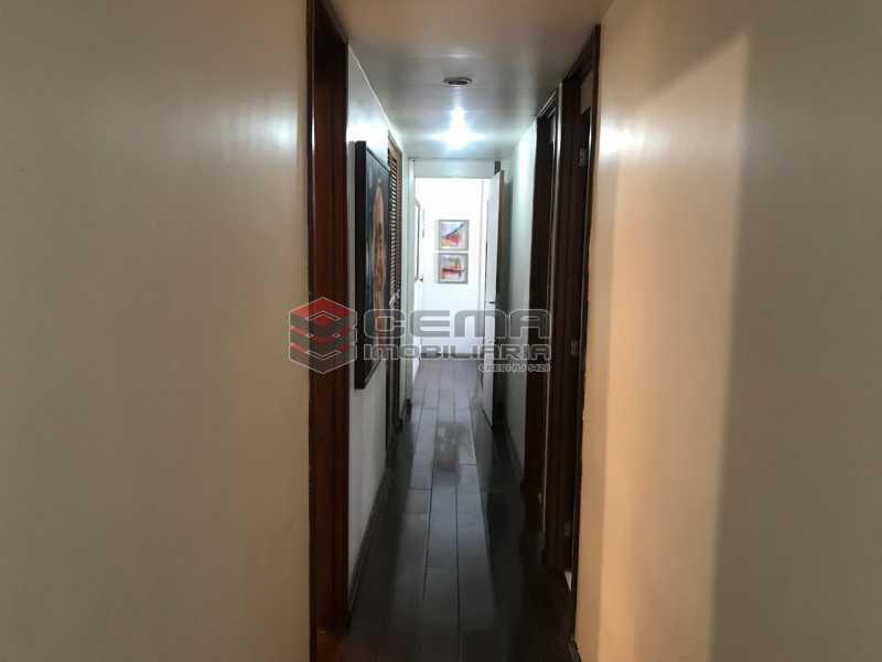 08166bf0-54eb-4082-b670-65fd83 - Apartamento À Venda Estrada da Gávea,São Conrado, Zona Sul RJ - R$ 1.000.000 - LAAP33007 - 7
