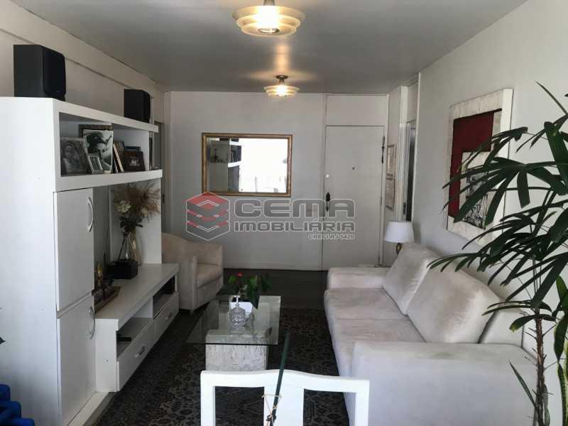 82731414-5773-47f7-984b-8d96ae - Apartamento À Venda Estrada da Gávea,São Conrado, Zona Sul RJ - R$ 1.000.000 - LAAP33007 - 3