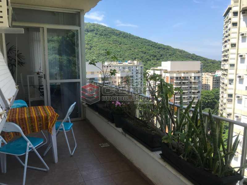89097403-2ad0-4674-8313-0a9724 - Apartamento À Venda Estrada da Gávea,São Conrado, Zona Sul RJ - R$ 1.000.000 - LAAP33007 - 6