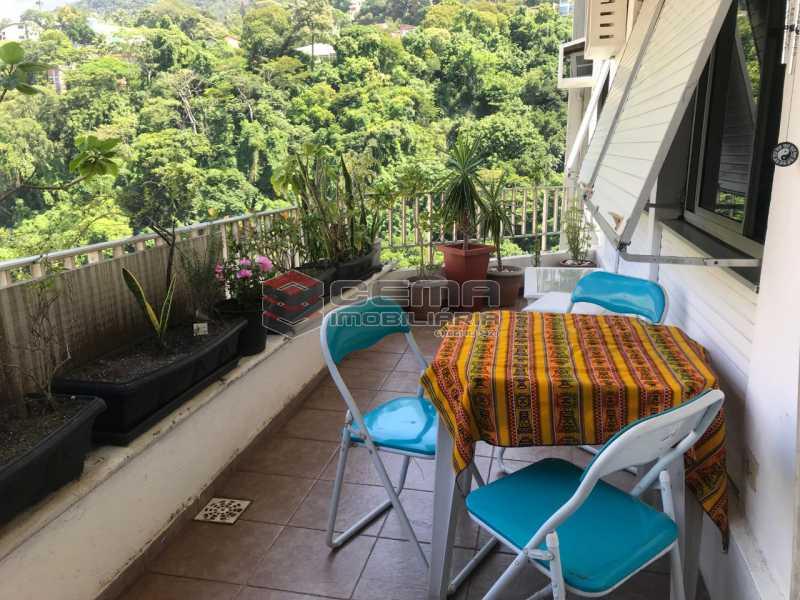 a6b8be35-b57b-44f4-83d1-77f876 - Apartamento À Venda Estrada da Gávea,São Conrado, Zona Sul RJ - R$ 1.000.000 - LAAP33007 - 1