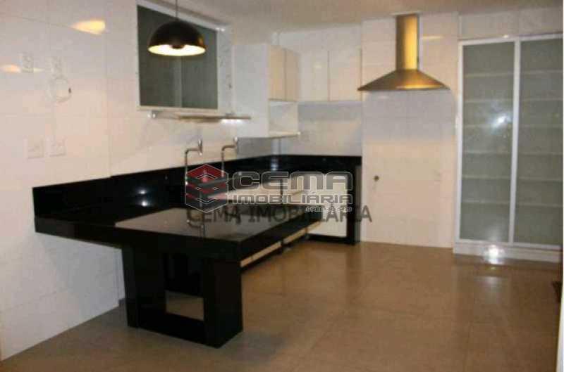 8 - Apartamento Para Alugar - Laranjeiras - Rio de Janeiro - RJ - LAAP40626 - 1