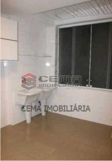9 - Apartamento Para Alugar - Laranjeiras - Rio de Janeiro - RJ - LAAP40626 - 20