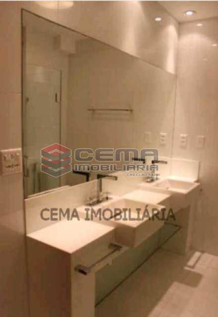 12 - Apartamento Para Alugar - Laranjeiras - Rio de Janeiro - RJ - LAAP40626 - 23