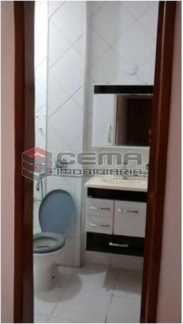 banheiro - Apartamento à venda Rua Vinte de Abril,Centro RJ - R$ 315.000 - LAAP12017 - 9