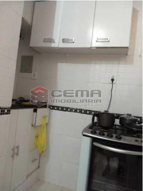 Cozinha 2 - Apartamento à venda Rua Vinte de Abril,Centro RJ - R$ 315.000 - LAAP12017 - 11