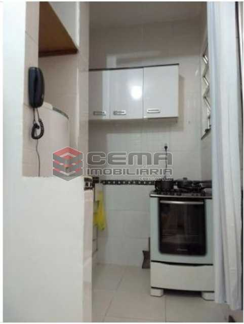 cozinha - Apartamento à venda Rua Vinte de Abril,Centro RJ - R$ 315.000 - LAAP12017 - 13