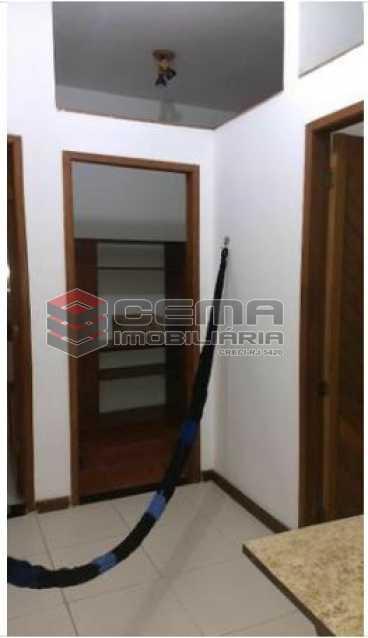 sala 5 - Apartamento à venda Rua Vinte de Abril,Centro RJ - R$ 315.000 - LAAP12017 - 5