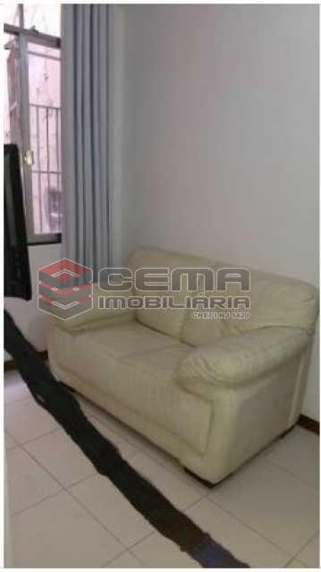 Sala - Apartamento à venda Rua Vinte de Abril,Centro RJ - R$ 315.000 - LAAP12017 - 1