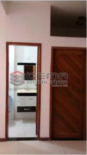 sala4 - Apartamento à venda Rua Vinte de Abril,Centro RJ - R$ 315.000 - LAAP12017 - 6