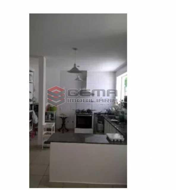 1 - Casa de Vila 5 quartos à venda Botafogo, Zona Sul RJ - R$ 2.750.000 - LACV50005 - 4