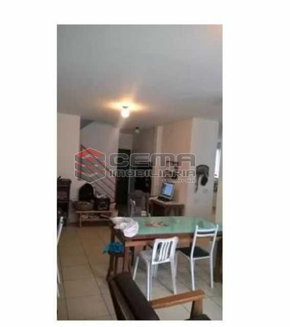 2 - Casa de Vila 5 quartos à venda Botafogo, Zona Sul RJ - R$ 2.750.000 - LACV50005 - 3