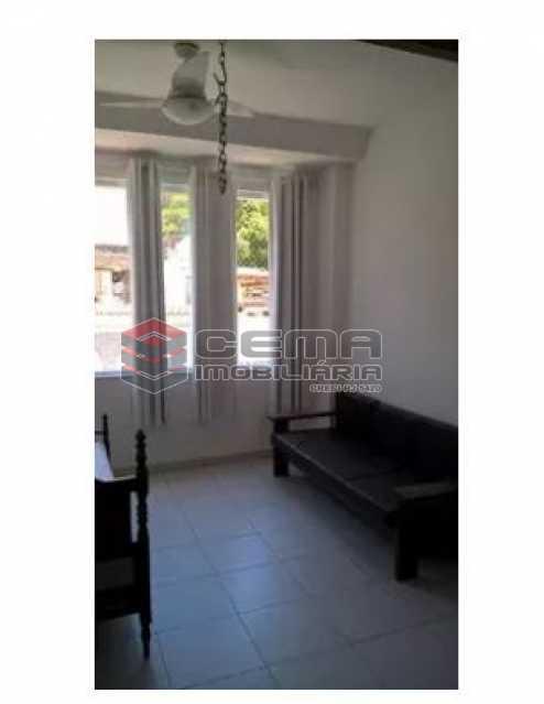 2 - Casa de Vila 5 quartos à venda Botafogo, Zona Sul RJ - R$ 2.750.000 - LACV50005 - 11