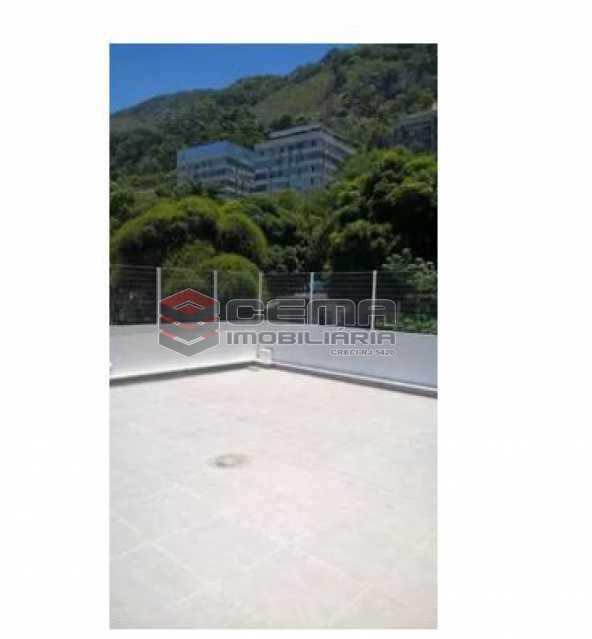 4 - Casa de Vila 5 quartos à venda Botafogo, Zona Sul RJ - R$ 2.750.000 - LACV50005 - 22