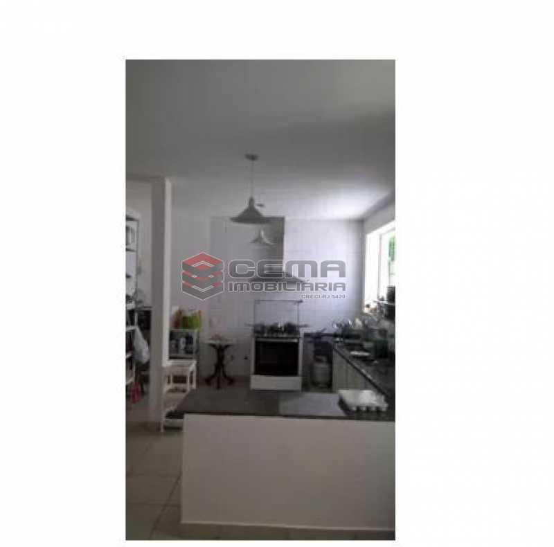 1 - Casa de Vila 5 quartos à venda Botafogo, Zona Sul RJ - R$ 2.750.000 - LACV50005 - 26
