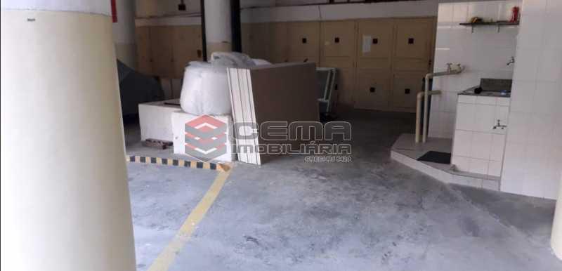 13 - Garagem - Kitnet/Conjugado 20m² à venda Flamengo, Zona Sul RJ - R$ 380.000 - LAKI01035 - 14