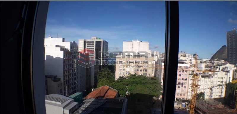 1 - Vista - Kitnet/Conjugado 20m² à venda Flamengo, Zona Sul RJ - R$ 380.000 - LAKI01035 - 3
