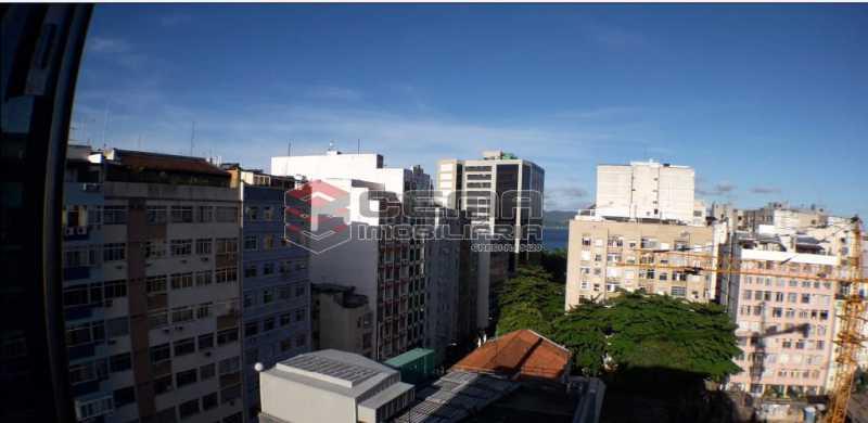 3 - Vista - Kitnet/Conjugado 20m² à venda Flamengo, Zona Sul RJ - R$ 380.000 - LAKI01035 - 12