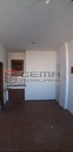 5 - Salão - Kitnet/Conjugado 20m² à venda Flamengo, Zona Sul RJ - R$ 380.000 - LAKI01035 - 5
