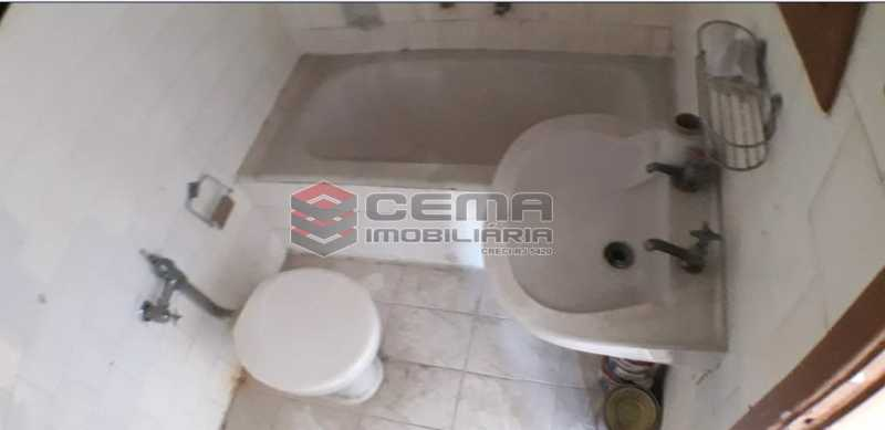 10 - Banheiro - Kitnet/Conjugado 20m² à venda Flamengo, Zona Sul RJ - R$ 380.000 - LAKI01035 - 10