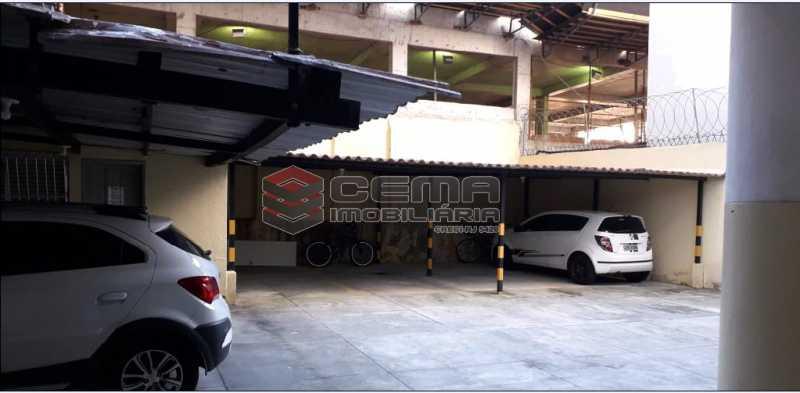 12 - Garagem - Kitnet/Conjugado 20m² à venda Flamengo, Zona Sul RJ - R$ 380.000 - LAKI01035 - 13
