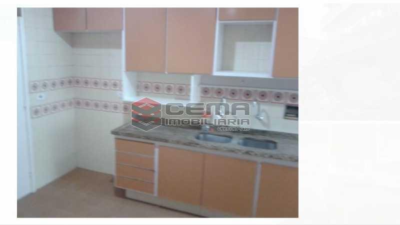 copa cozinha  - Apartamento À Venda - Flamengo - Rio de Janeiro - RJ - LAAP33060 - 11