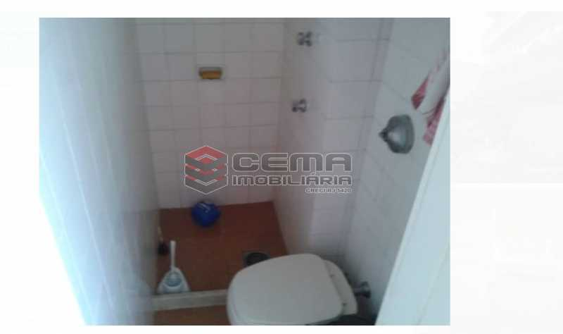 banheiro de serviço - Apartamento À Venda - Flamengo - Rio de Janeiro - RJ - LAAP33060 - 17
