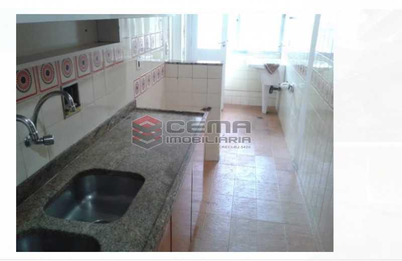 copa cozinha - Apartamento À Venda - Flamengo - Rio de Janeiro - RJ - LAAP33060 - 13