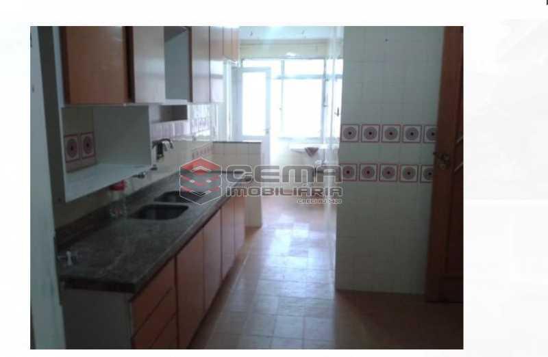 copa cozinha - Apartamento À Venda - Flamengo - Rio de Janeiro - RJ - LAAP33060 - 15