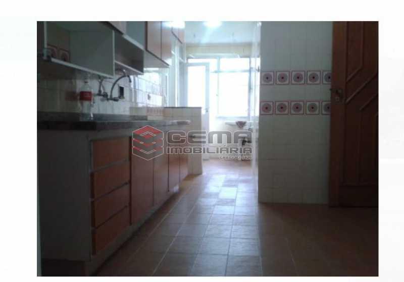 copa cozinha - Apartamento À Venda - Flamengo - Rio de Janeiro - RJ - LAAP33060 - 18