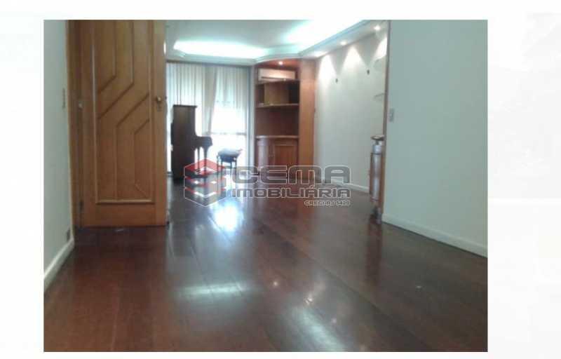 salão - Apartamento À Venda - Flamengo - Rio de Janeiro - RJ - LAAP33060 - 6