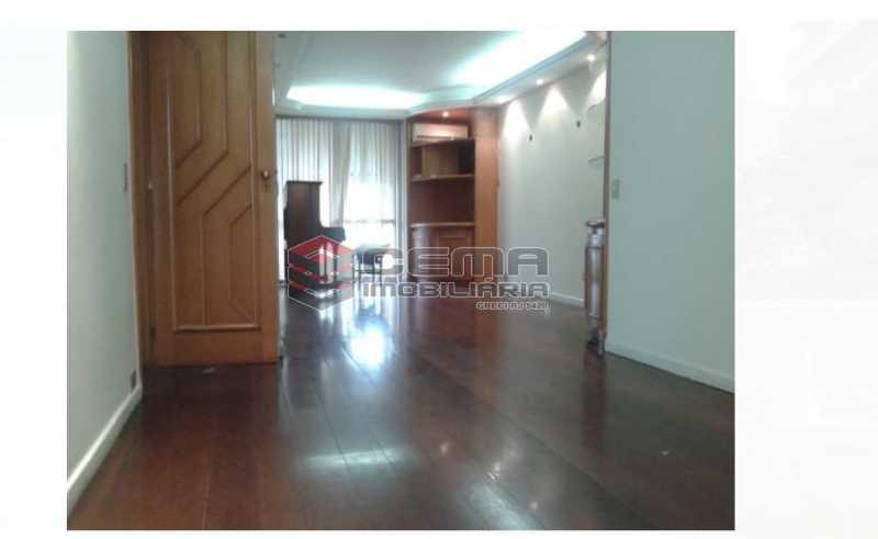 salão - Apartamento À Venda - Flamengo - Rio de Janeiro - RJ - LAAP33060 - 5