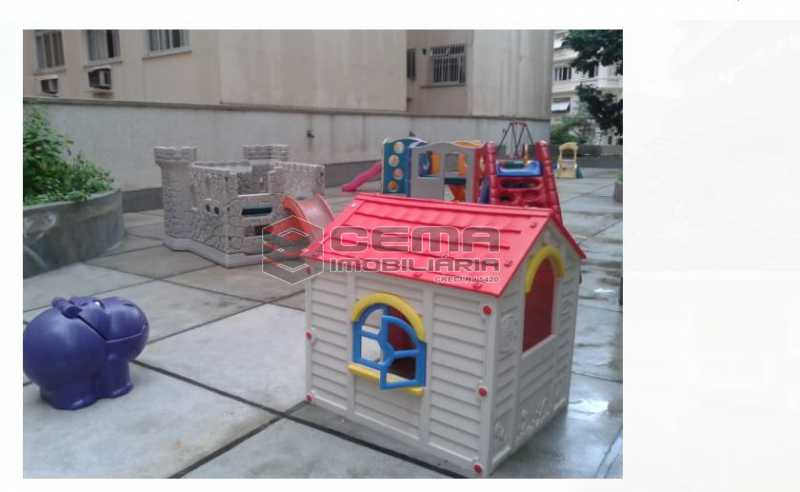 área de lazer - Apartamento À Venda - Flamengo - Rio de Janeiro - RJ - LAAP33060 - 19