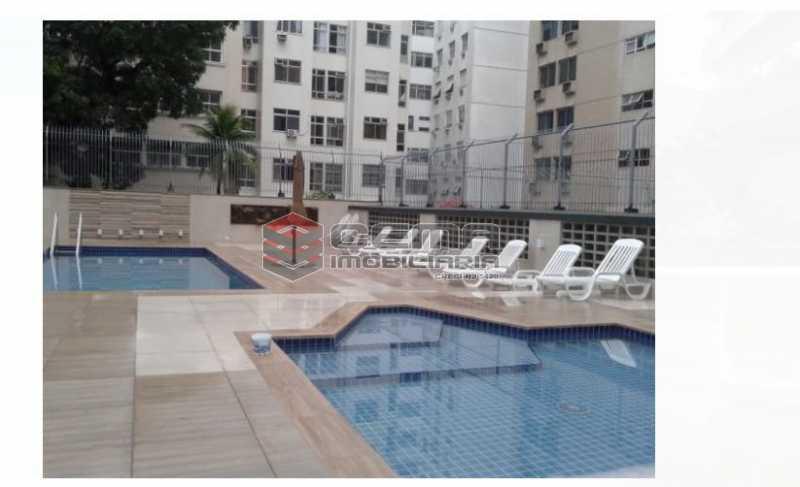 área de lazer - Apartamento À Venda - Flamengo - Rio de Janeiro - RJ - LAAP33060 - 1