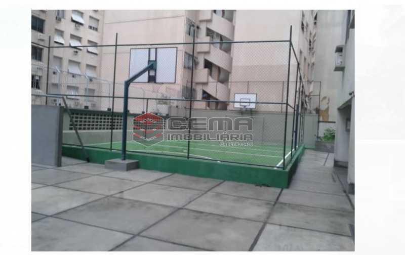 quadra de espote  - Apartamento À Venda - Flamengo - Rio de Janeiro - RJ - LAAP33060 - 20