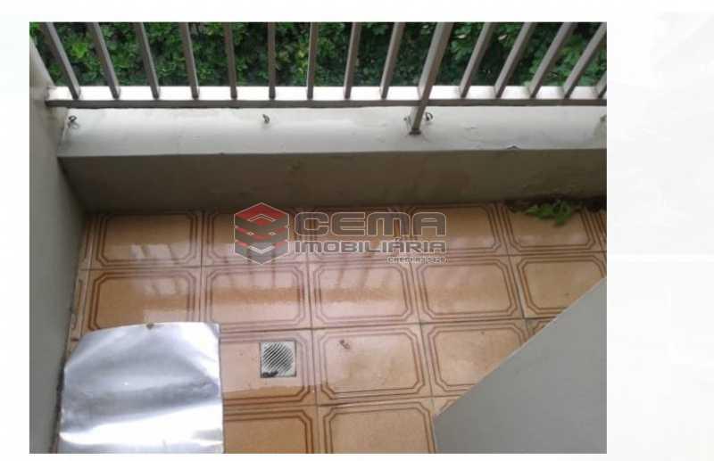 varanda - Apartamento À Venda - Flamengo - Rio de Janeiro - RJ - LAAP33060 - 26