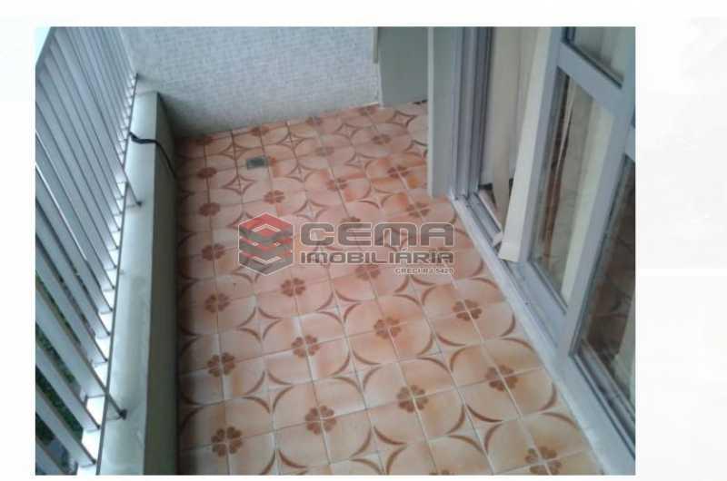 varanda  - Apartamento À Venda - Flamengo - Rio de Janeiro - RJ - LAAP33060 - 4