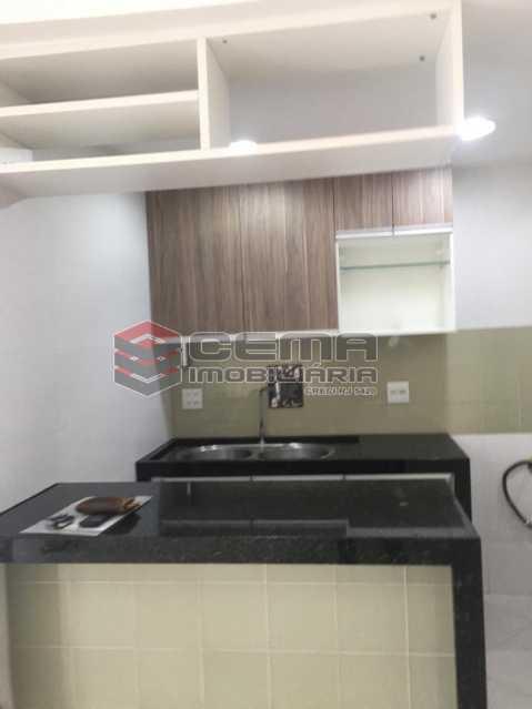 1 - Apartamento 1 quarto à venda Catete, Zona Sul RJ - R$ 585.000 - LAAP12040 - 10