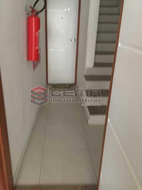 15 - Copia - Apartamento 1 quarto à venda Catete, Zona Sul RJ - R$ 585.000 - LAAP12040 - 16