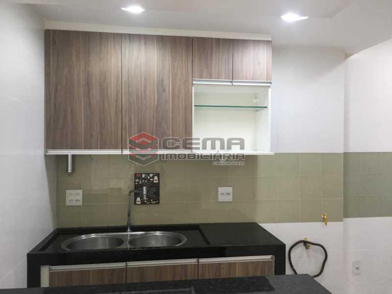 10 - Copia - Apartamento 1 quarto à venda Catete, Zona Sul RJ - R$ 585.000 - LAAP12040 - 12