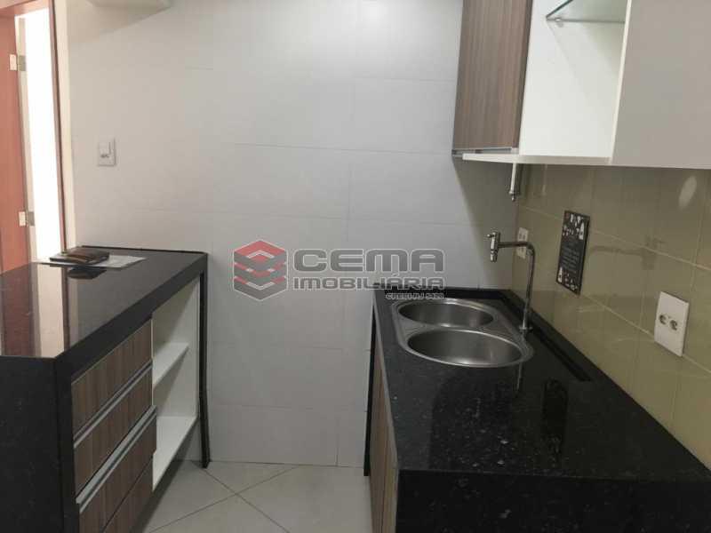 11 - Copia - Apartamento 1 quarto à venda Catete, Zona Sul RJ - R$ 585.000 - LAAP12040 - 11