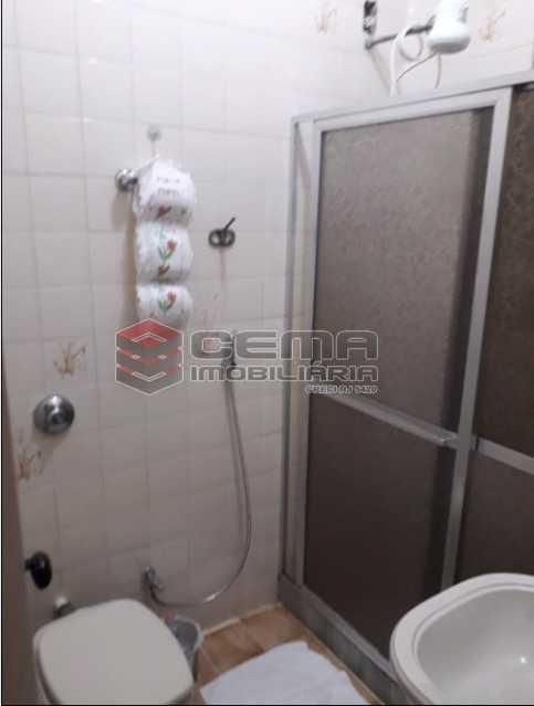 16 - Apartamento à venda Rua Benjamim Constant,Glória, Zona Sul RJ - R$ 450.000 - LAAP12049 - 17