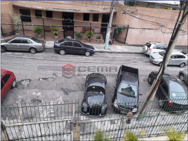 1 - Apartamento à venda Rua Benjamim Constant,Glória, Zona Sul RJ - R$ 450.000 - LAAP12049 - 3