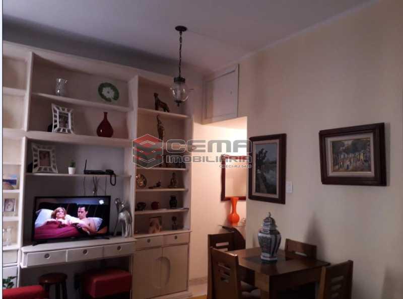 3 - Apartamento à venda Rua Benjamim Constant,Glória, Zona Sul RJ - R$ 450.000 - LAAP12049 - 4