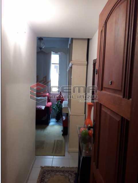 4 - Apartamento à venda Rua Benjamim Constant,Glória, Zona Sul RJ - R$ 450.000 - LAAP12049 - 5