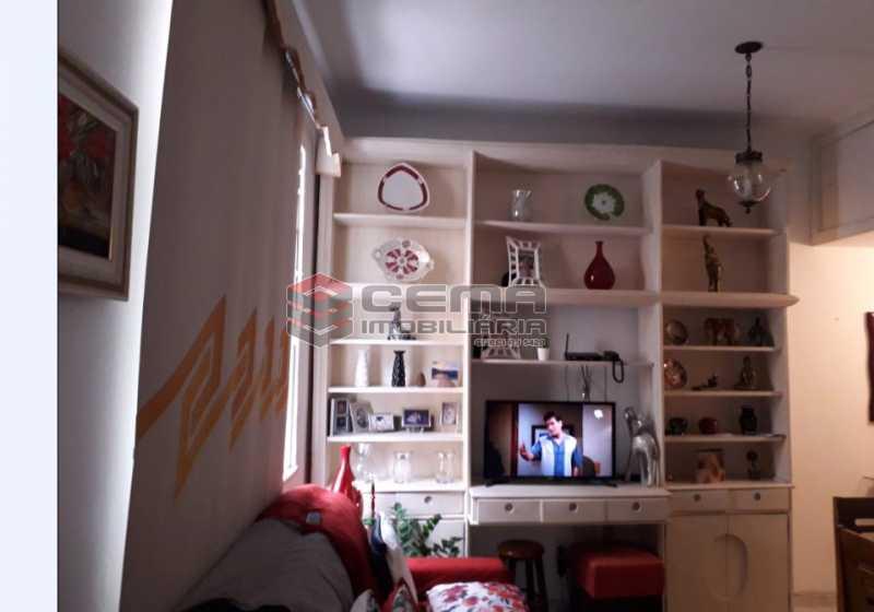 6 - Apartamento à venda Rua Benjamim Constant,Glória, Zona Sul RJ - R$ 450.000 - LAAP12049 - 7
