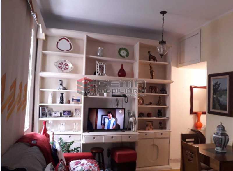 7 - Apartamento à venda Rua Benjamim Constant,Glória, Zona Sul RJ - R$ 450.000 - LAAP12049 - 8