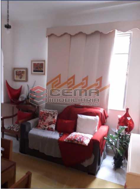 8 - Apartamento à venda Rua Benjamim Constant,Glória, Zona Sul RJ - R$ 450.000 - LAAP12049 - 9