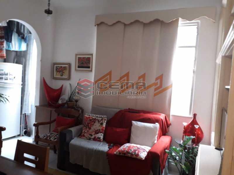 9 - Apartamento à venda Rua Benjamim Constant,Glória, Zona Sul RJ - R$ 450.000 - LAAP12049 - 10