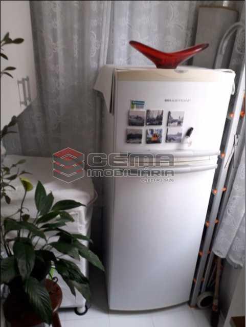 10 - Apartamento à venda Rua Benjamim Constant,Glória, Zona Sul RJ - R$ 450.000 - LAAP12049 - 11