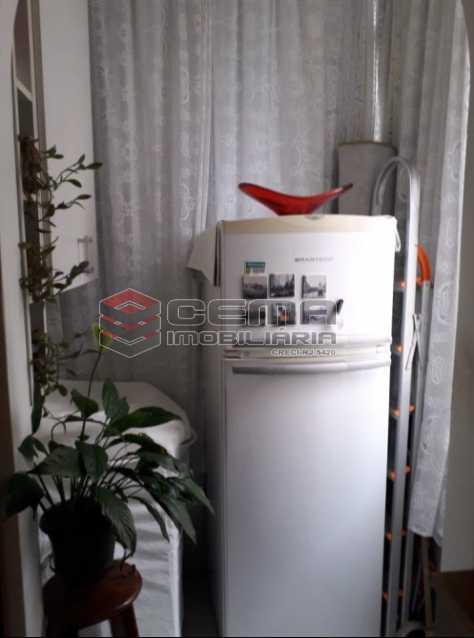 11 - Apartamento à venda Rua Benjamim Constant,Glória, Zona Sul RJ - R$ 450.000 - LAAP12049 - 12